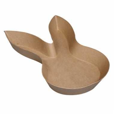 Groothandel papier mache paasei schaal speelgoed kopen