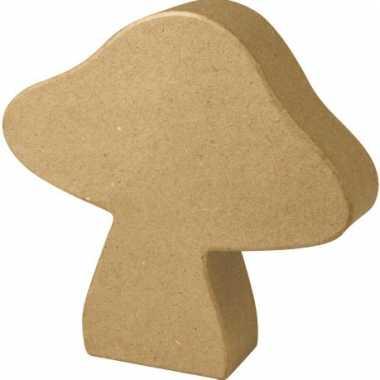 Groothandel papier mache vliegenzwam silhouet speelgoed kopen