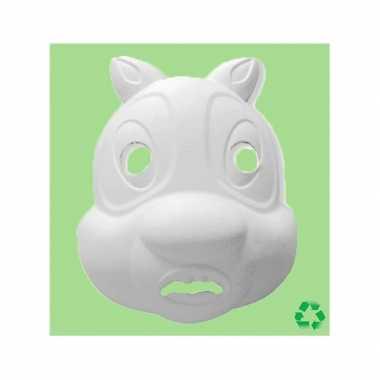 Groothandel papieren eekhoorn masker speelgoed kopen