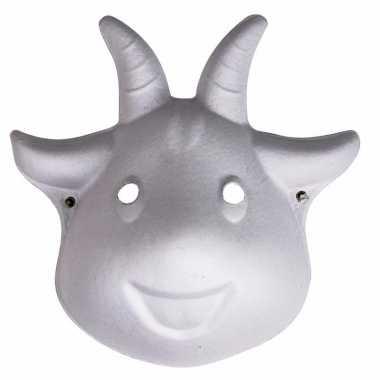 Groothandel papieren geiten masker speelgoed kopen
