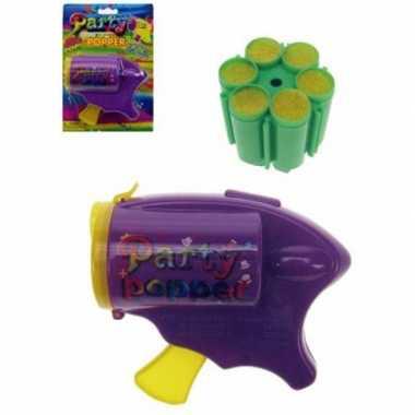 Groothandel partypopper speelgoed pistool kopen