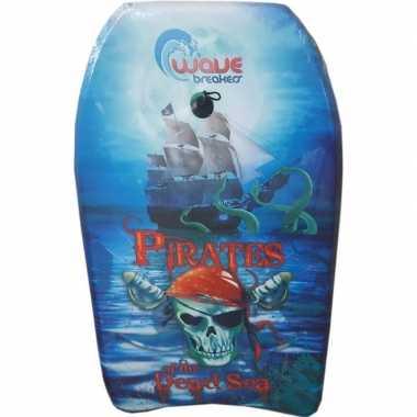 Groothandel piraat speelgoed zwem bodyboard 83 cm voor jongens/meisje