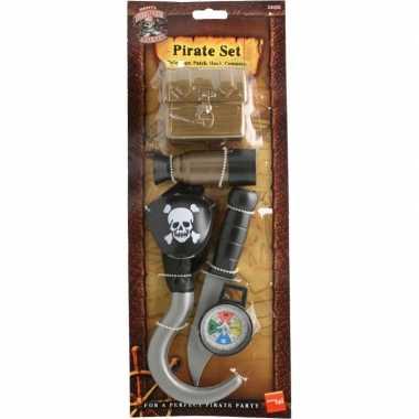 Groothandel  Piraten speelgoed set kopen
