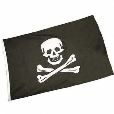 Groothandel piraten vlaggen 90 x 150 cm speelgoed kopen