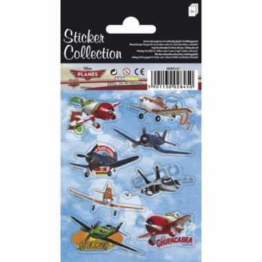 Groothandel planes stickers 3 vellen speelgoed kopen