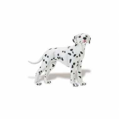 Groothandel plastic speelgoed dalmatier hond 9 cm kopen