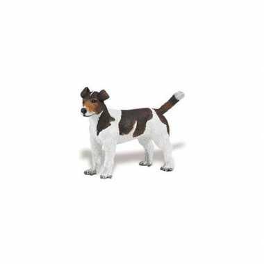 Groothandel plastic speelgoed jack russell hond 6 cm kopen