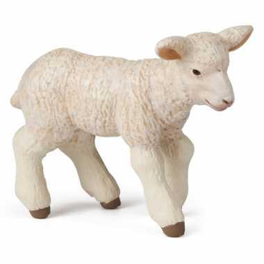 Groothandel plastic speelgoed merino lammetje 5 cm kopen