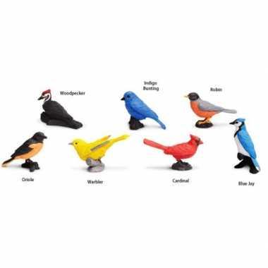 Groothandel plastic speelgoed vogels