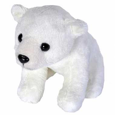 Groothandel pluche knuffel knuffeldier ijsbeer 15 cm speelgoed kopen