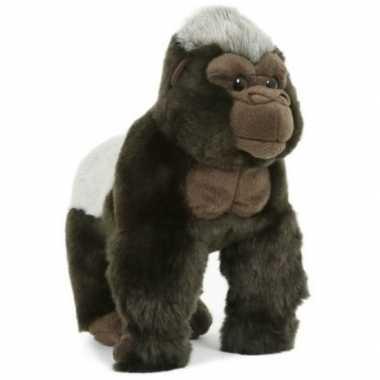 Groothandel pluche speelgoed gorilla/aap knuffeldier 28 cm kopen