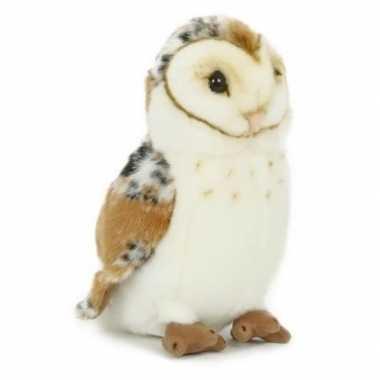 Groothandel pluche speelgoed kerkuil knuffeldier 20 cm kopen