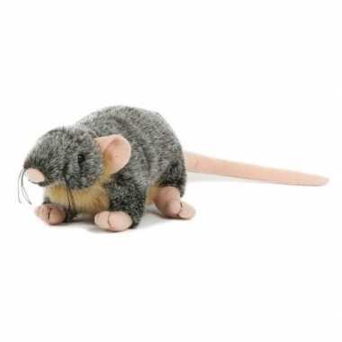Groothandel pluche speelgoed rat/muis knuffeldier 18 cm kopen