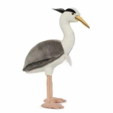 Groothandel pluche speelgoed reiger vogel knuffeldier 33 cm kopen