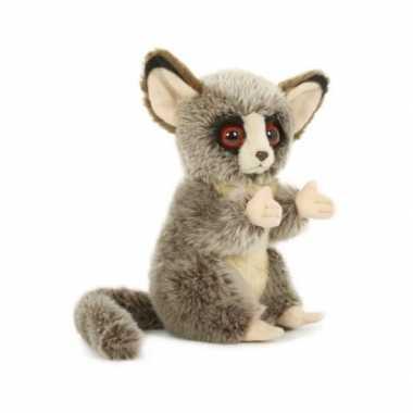 Groothandel pluche speelgoed spookdiertje knuffeldier 18 cm