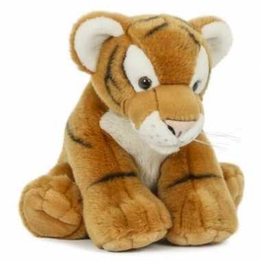 Groothandel pluche speelgoed tijger knuffeldier 30 cm kopen