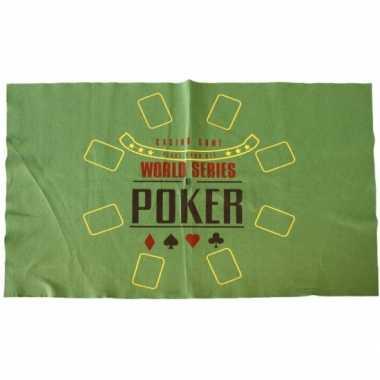 Groothandel poker kaartspelmat speelgoed