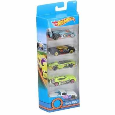 Groothandel race auto set 5 stuks speelgoed kopen