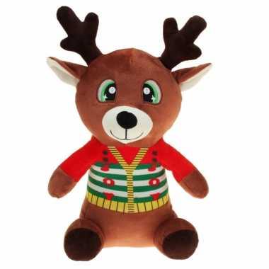 Groothandel rendier knuffels 30 cm kerstknuffels speelgoed kopen