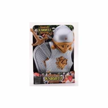 Groothandel ridder set met diverse accessoires speelgoed kopen