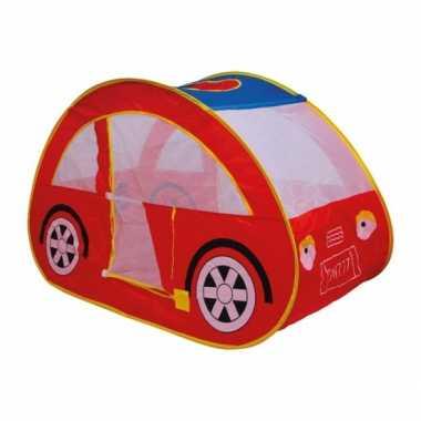 Groothandel rode auto speeltent speelgoed kopen