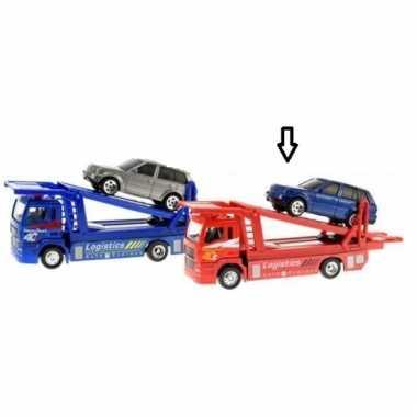 Groothandel rode takelwagen met auto speelgoed kopen