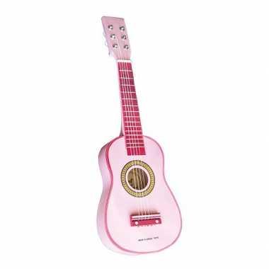 Groothandel roze speelgoed gitaar kopen