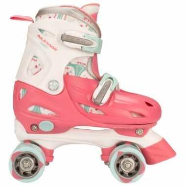 Groothandel roze verstelbare skeelers maat 30-33 speelgoed kopen