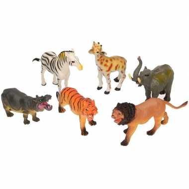 Groothandel safari plastic dieren speelgoed kopen