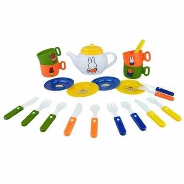 Groothandel  Servies Nijntje 21 delig speelgoed kopen