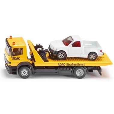 Groothandel siku speelgoed afsleepwagen kopen