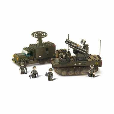 Groothandel sluban bouwstenen raketwerper speelgoed kopen