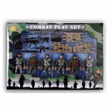 Groothandel soldaten speelgoed setje voor jongens kopen