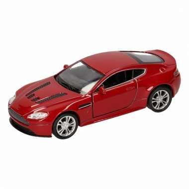 Groothandel speelgoed aston martin vantage rood welly autootje 1:36 k