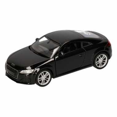 Groothandel speelgoed audi 2014 tt coupe zwart autootje 12 cm kopen