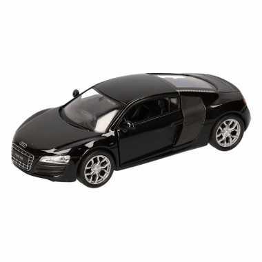 Groothandel speelgoed audi r8 zwart welly autootje 11,5 cm kopen