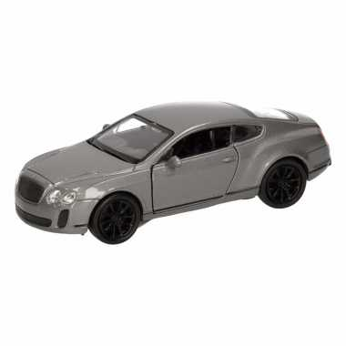 Groothandel speelgoed bentley continental supersports grijs welly aut