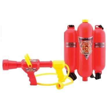 Groothandel speelgoed brandweerman brandblusser watertank kopen