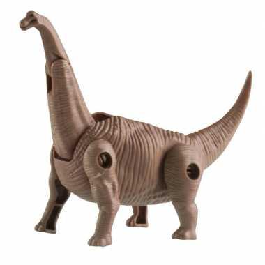 Groothandel speelgoed brontosaurus langnek dino plastic 12 cm