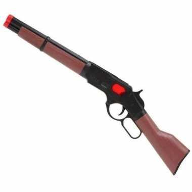 Groothandel speelgoed cowboy geweer 55 cm kopen