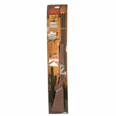 Groothandel speelgoed cowboy rifle geweer 77 cm