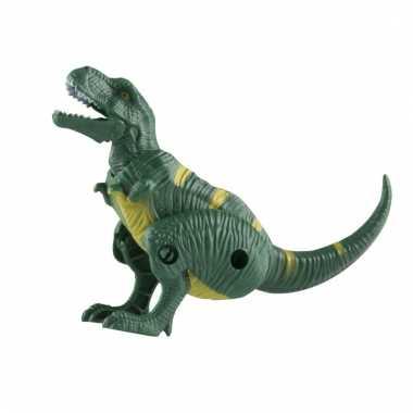 Groothandel speelgoed dino t rex plastic 12 cm