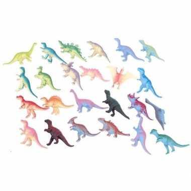 Groothandel speelgoed dinosaurussen 24 stuks kopen