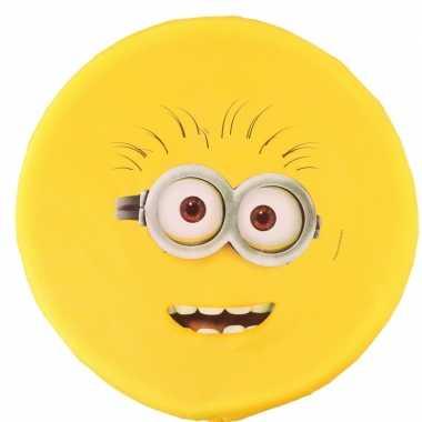 Groothandel speelgoed frisbee werpschijf minions twee ogen