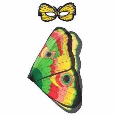 Groothandel speelgoed gekleurde vlinder verkleedset kopen