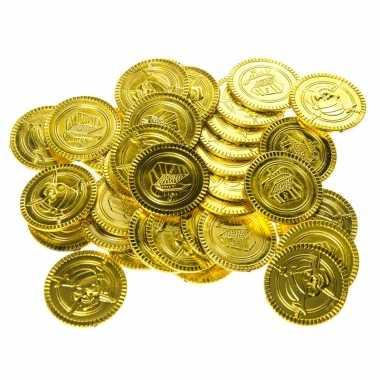 Groothandel speelgoed gouden piraat munten 300 stuks kopen
