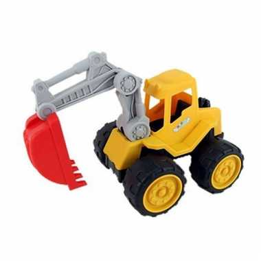 Groothandel speelgoed graafmachine 29 cm kopen