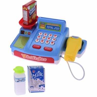 Groothandel speelgoed kassa met geluid voor jongens/meisjes kopen