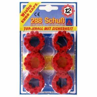 Groothandel speelgoed klappertjespistool kogels 12 schots kopen