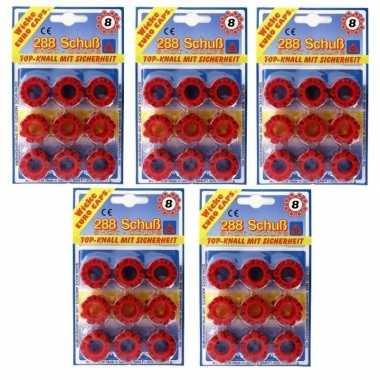 Groothandel speelgoed klappertjespistool kogels 8 schots kopen